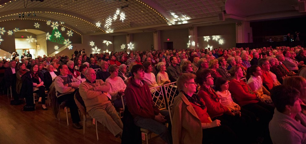 Mighty Wurlitzer concerts play to sold out audiences, and this one is also