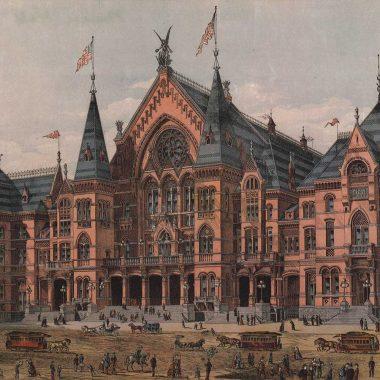Music Hall 1879