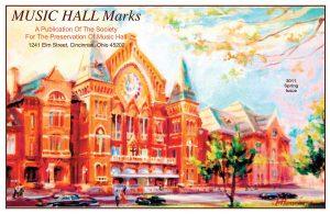 Music Hall Marks, Spring 2011