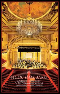 Music Hall Marks, Winter 2011