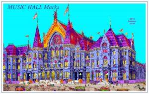 Music Hall Marks, Summer 2013