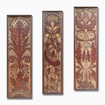 Art-carved Organ Panels