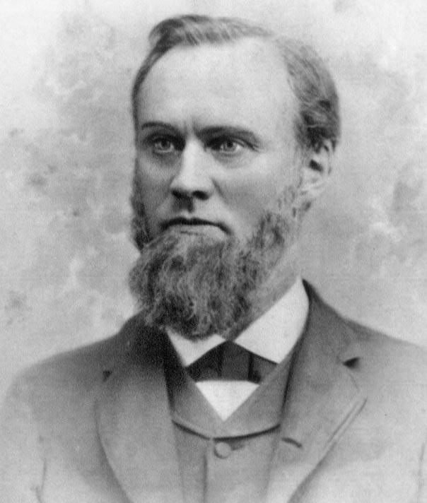Portrait of Architect Samuel Hannaford