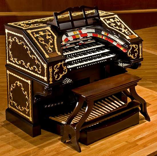 Albee Mighty Wurlitzer Organ