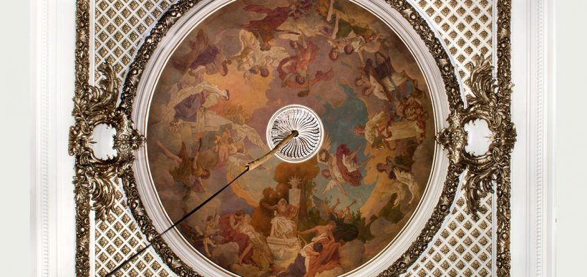 Allegory of the Arts mural