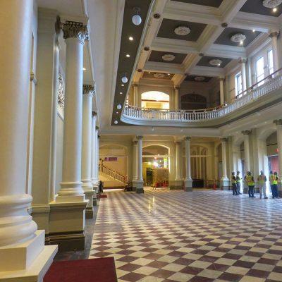 Music Hall Foyer