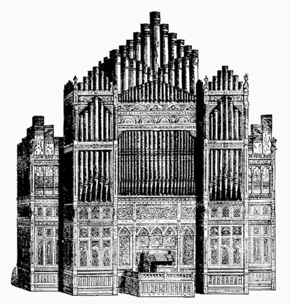 Hook & Hastings Organ