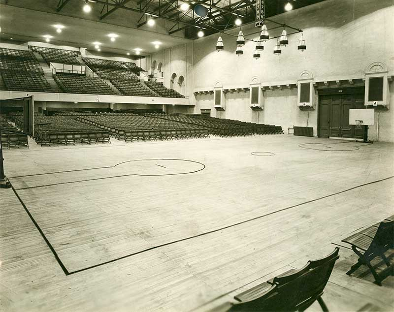 North Hall Sports Arena