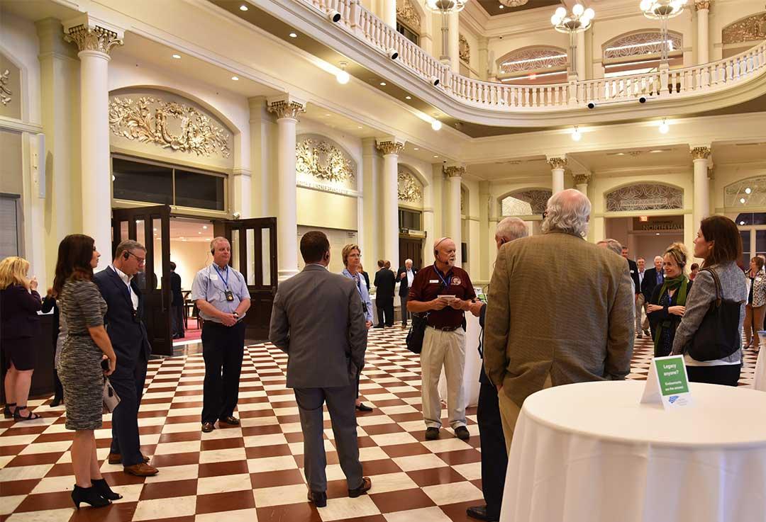 SPMH Tour Inside Historic Cincinnati Music Hall