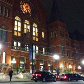 SPMH and Cincinnati Music Hall