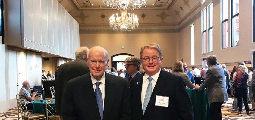 Otto M. Budig and Peter Koenig