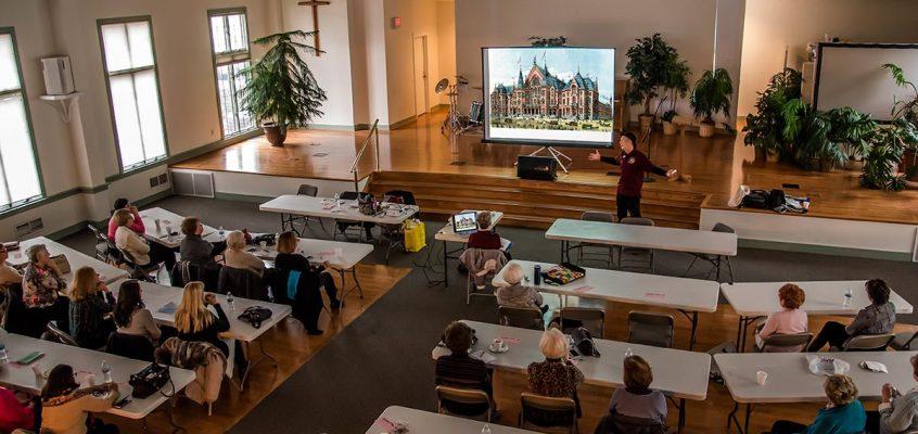 Speaker Series Presentation on the History of Music Hall