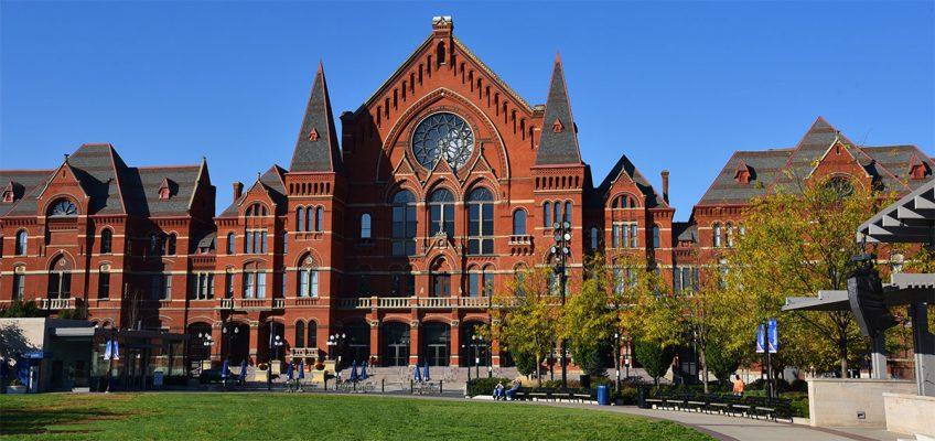 Cincinnati Music Hall, October 2017