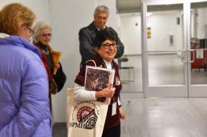 Barbara Gomes, SPMH volunteer