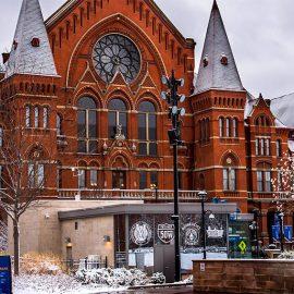 SPMH and Cincinnati Music Hall!
