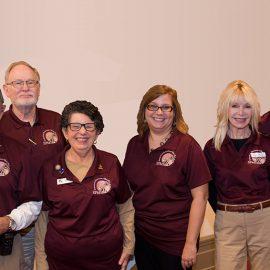 Honoring our Volunteers!