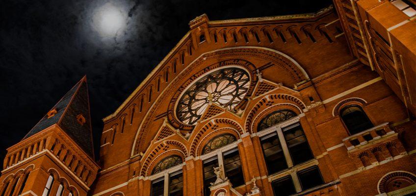 Halloween Fun at Cincinnati Music Hall