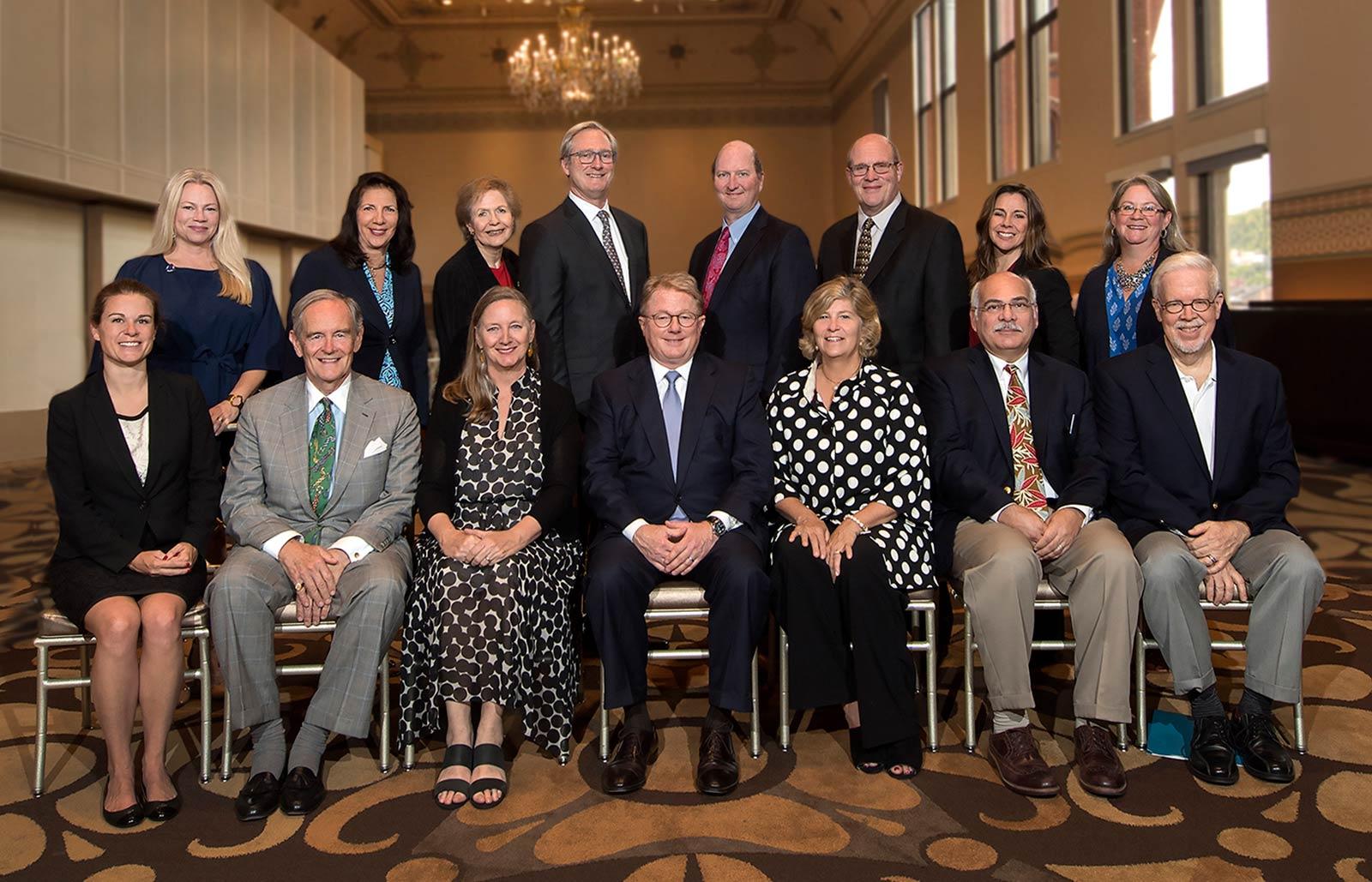 SPMH Board of Directors, 2018-2019