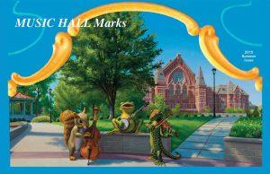Music Hall Marks, Summer 2015