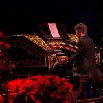 Organist Mark Herman