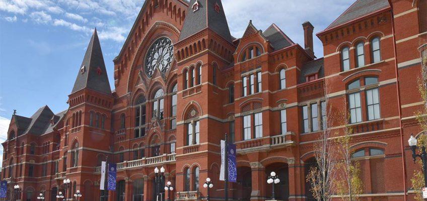 Cincinnati Music Hall