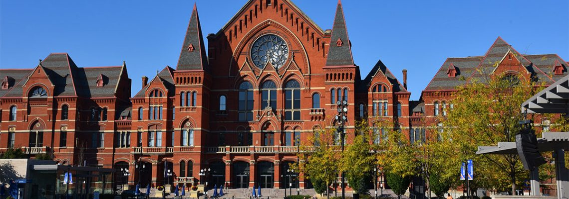Cincinnati Music Hall, October 2017