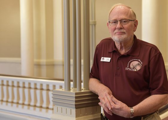 Cliff Goosmann, SPMH Volunteer