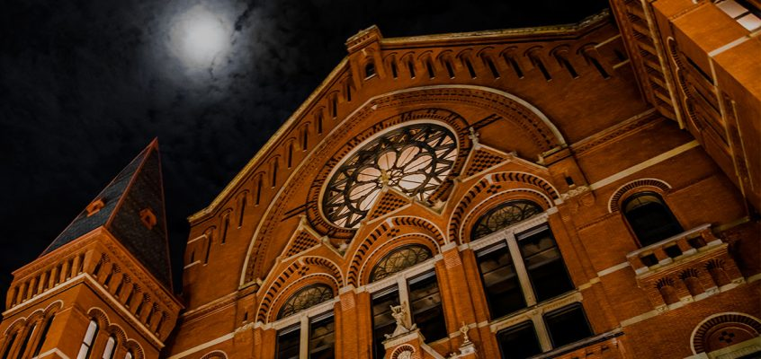 Halloween Fun at Cincinnati Music Hall
