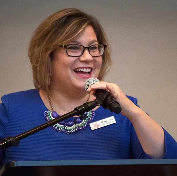 SPMH Tour Director Ramona Toussaint