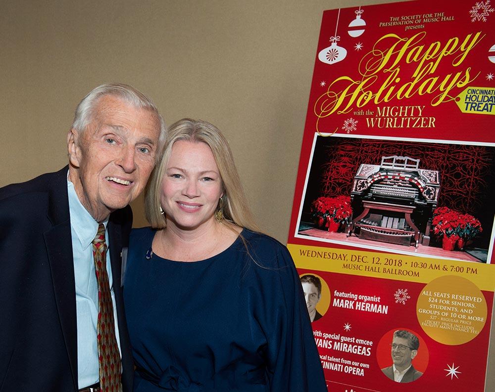 Don Siekmann & Holly Brians Ragusa, Wurlitzer Chair