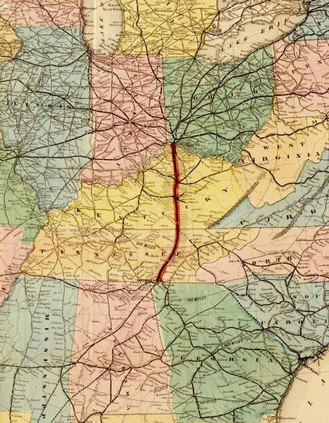 Cincinnati Southern Railroad