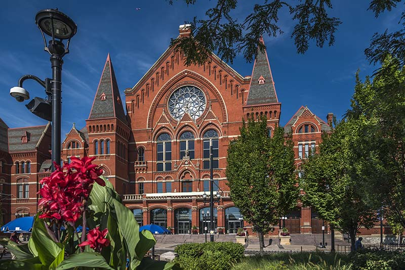 Cincinnati Music Hall, August 2019