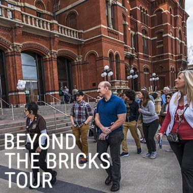 Beyond the Bricks Tour
