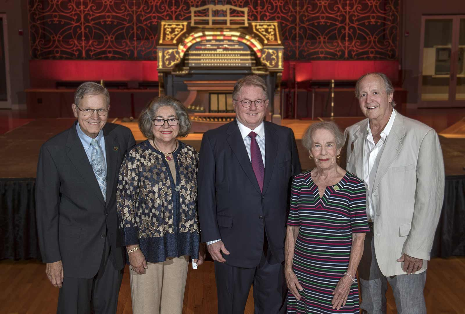 Friends of Music Hall Advisory Council 2019-2020