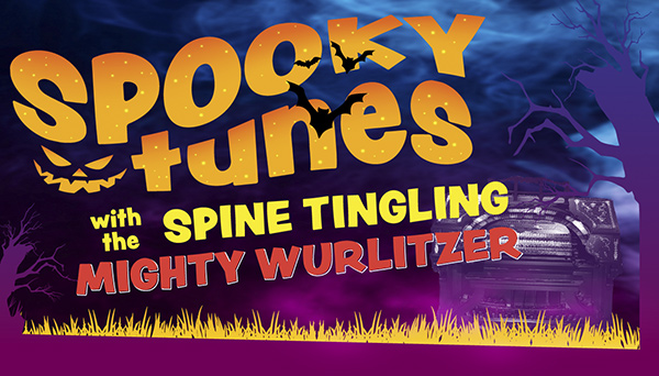 Spooky Tunes with the Mighty Wurlitzer