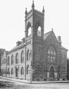 Photo of Union Baptist Church, Mound and Richmond Sts