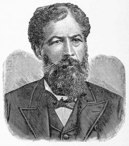 Illustration of John Mercer Langston