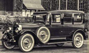 Lincoln Model L, Photo Courtesy of Lincoln of Cincinnati