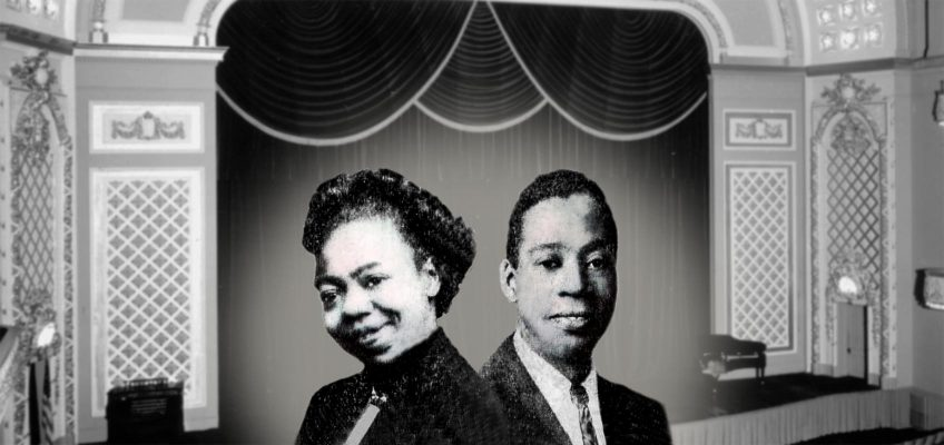 Estelle Cavanaugh Rowe and Wade Mann - the First Local Black Soloists with the Cincinnati Symphony Orchestra