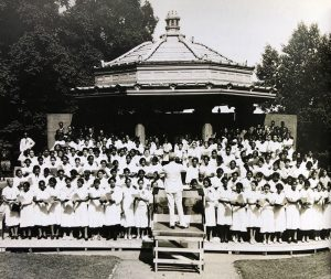 June Festival, Eden Park Pavilion, Courtesy Cincinnati History Library