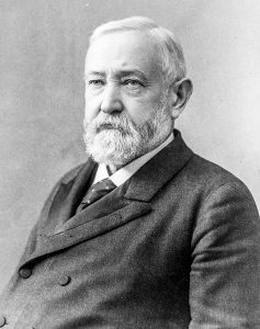 Benjamin Harrison, 1889-1893, 23rd President of the U.S.