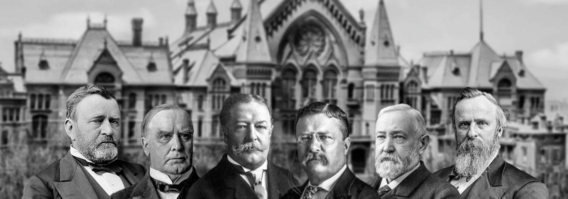 Presidents who visited Cincinnati Music Hall