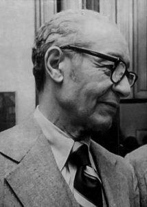 Theodore M. Berry, Mayor, City of Cincinnati, 1975. Courtesy Archives & Rare Books Library, University of Cincinnati.
