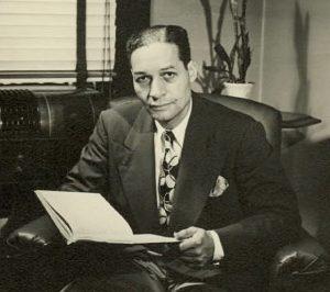 Theodore Berry in 1932. Courtesy Archives & Rare Books Library, University of Cincinnati.