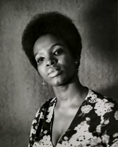 Esther Hinds. Photo courtesy Detroit Public Library Collection.